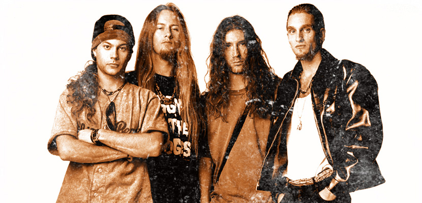 Alice In Chains Comemora 30 Anos De Facelift Com Edição Especial - RockBizz