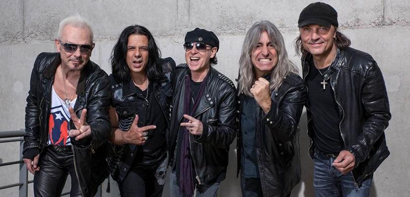 Resultado de imagem para Scorpions cancela turnê norte-americana