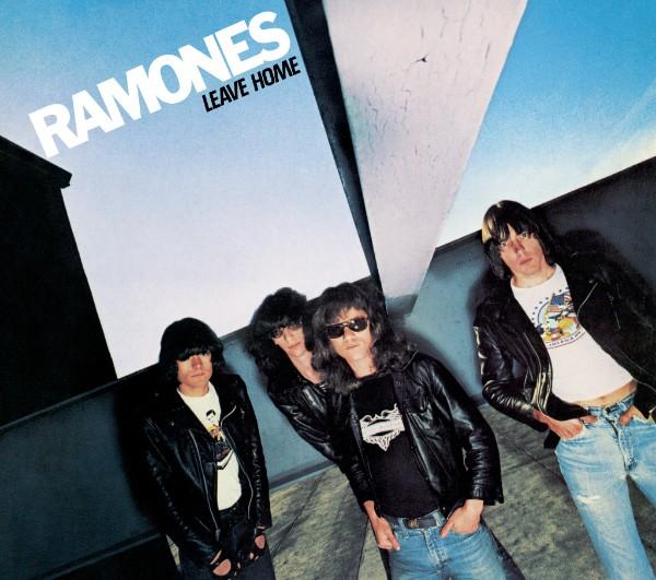 """Resultado de imagem para Lançada a edição comemorativa do álbum """"Leave Home"""" dos Ramones"""