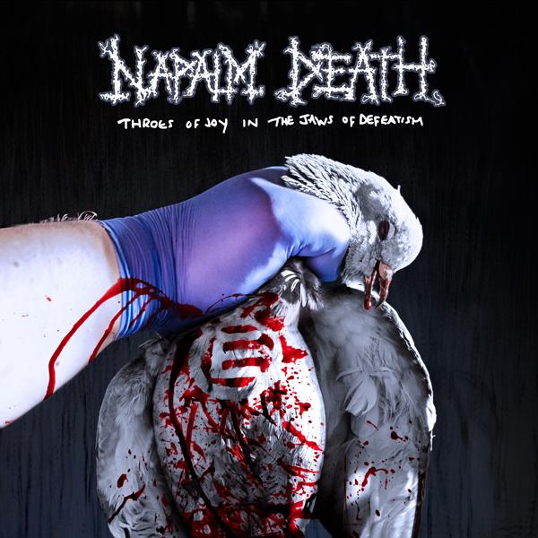 Napalm Death Anuncia Lançamento Do Novo Álbum Throes of Joy in the ...